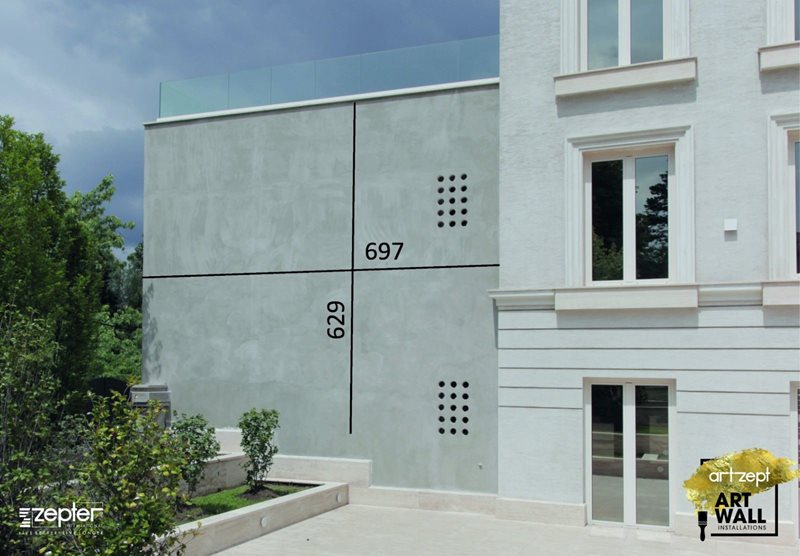 Zepter Foundation museum facade