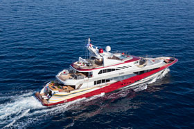 Mr. Philip Zepter, 'joyMe is a 50 meter yacht