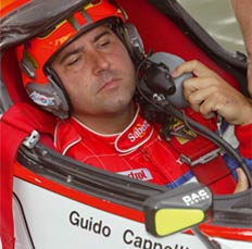 Zepter F1 Powerboat Sponsorship, Guido Cappellini