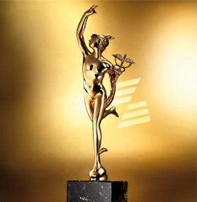 Golden Mercury award